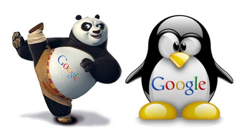 Google Panda E Pinguino