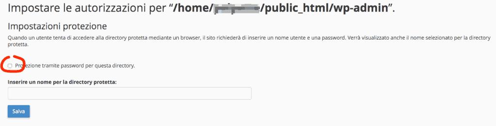 Supporthost Tutorial Proteggi Cartella Con Password Sicurezza
