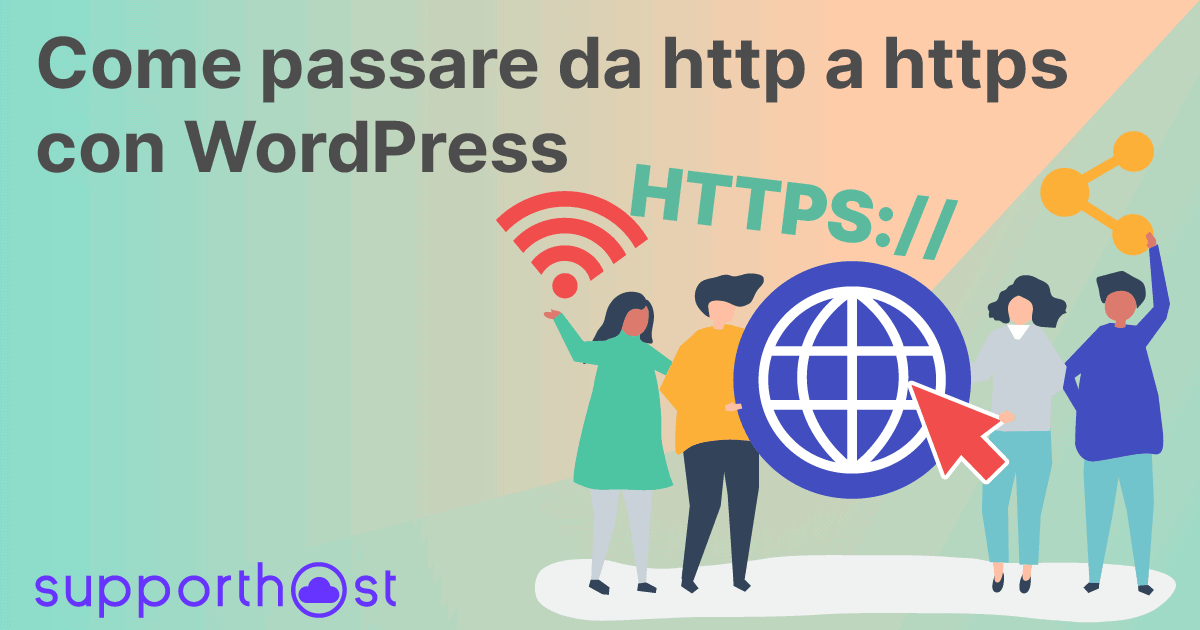 Come passare da http a https con WordPress