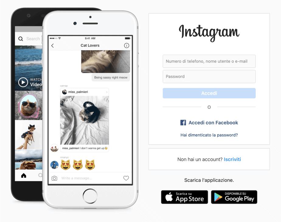 Motori Di Ricerca Alternativi Instagram
