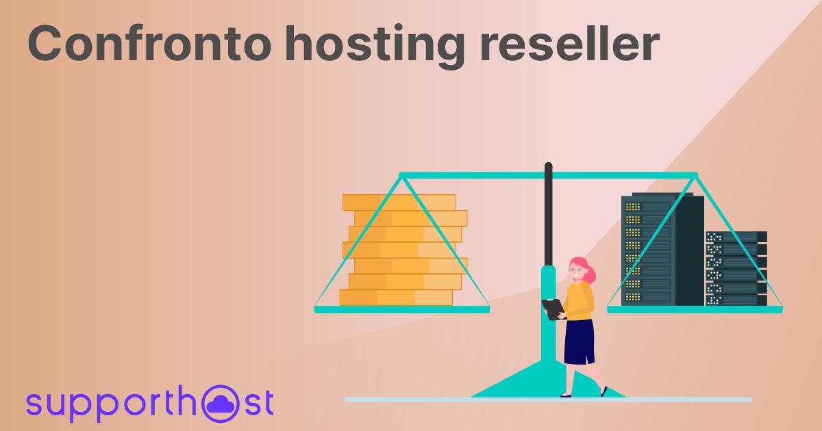 Confronto hosting reseller