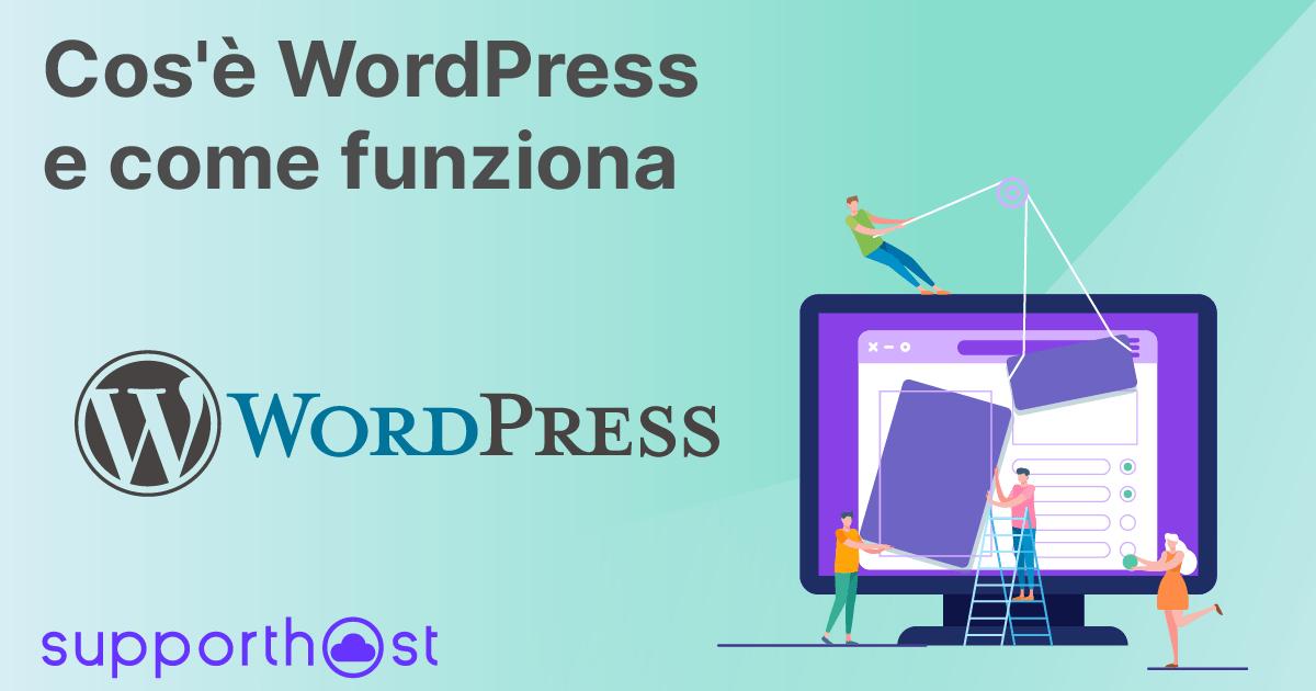 Cose WordPress E Come Funziona 1