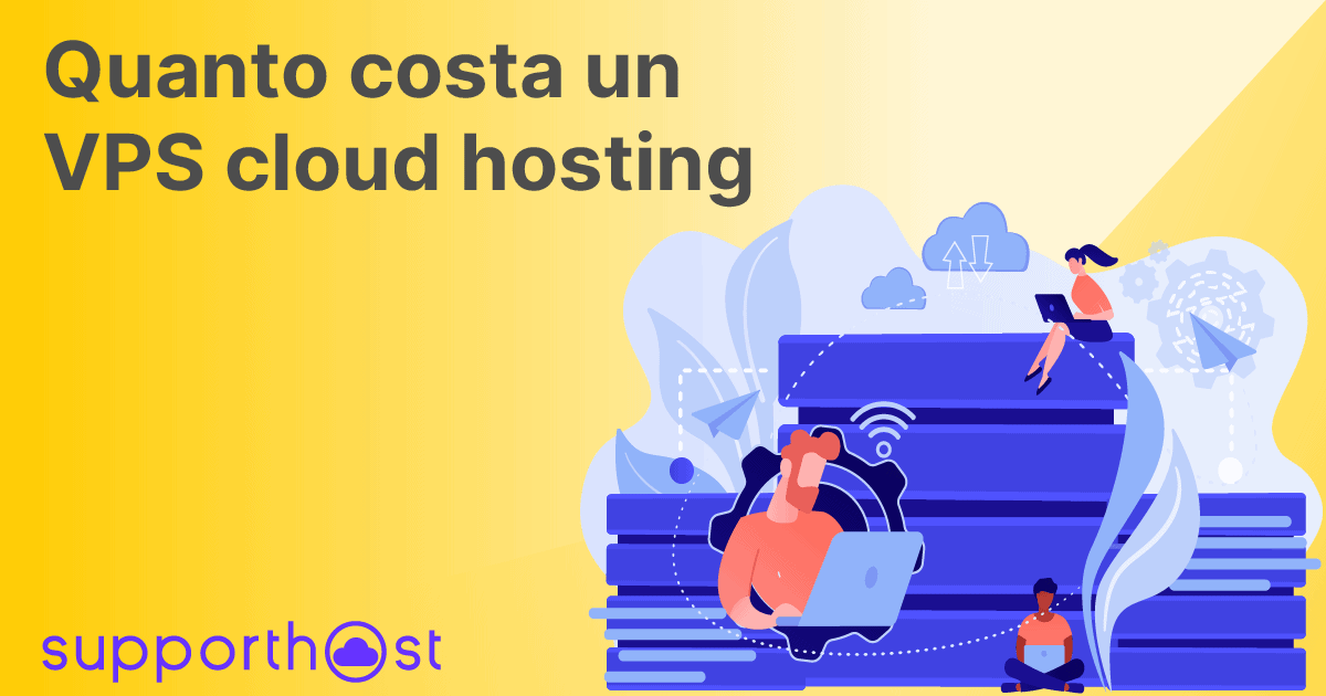 Costo cloud: quanto costa un VPS cloud hosting