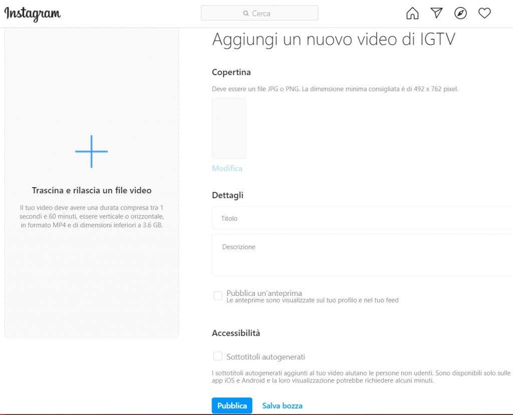 Video Igtv