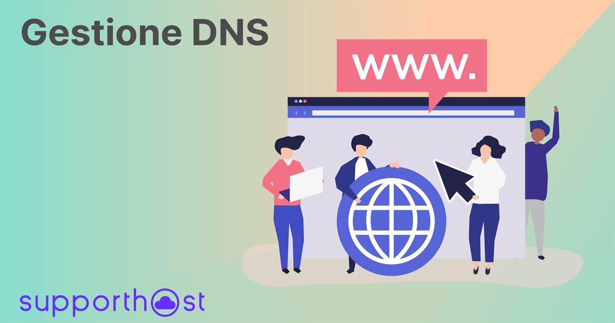 Gestione DNS