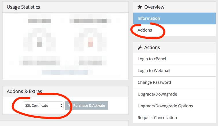 supporthost tutorial addon hosting