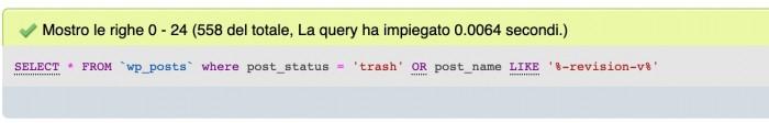 Optimize Wp Posts