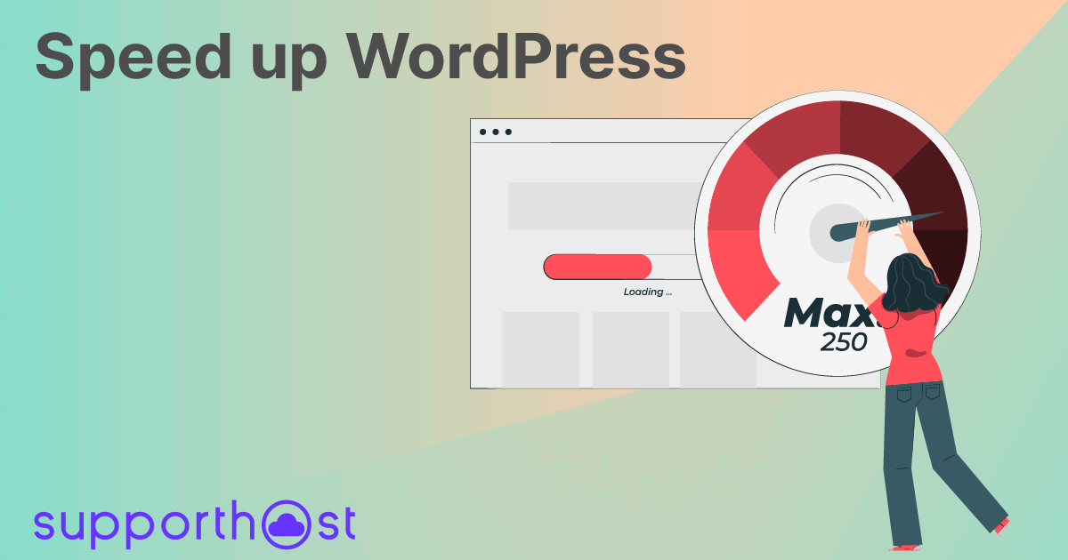 Speed up wordpress: pages in 1 second