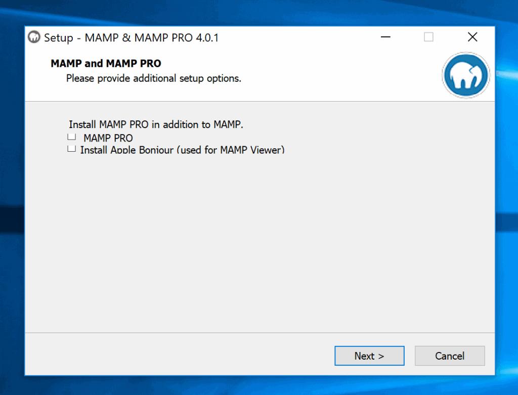 Install Mamp Pro On Windows