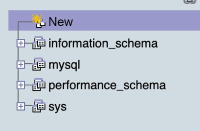 Mamp Phpmyadmin Add New Database