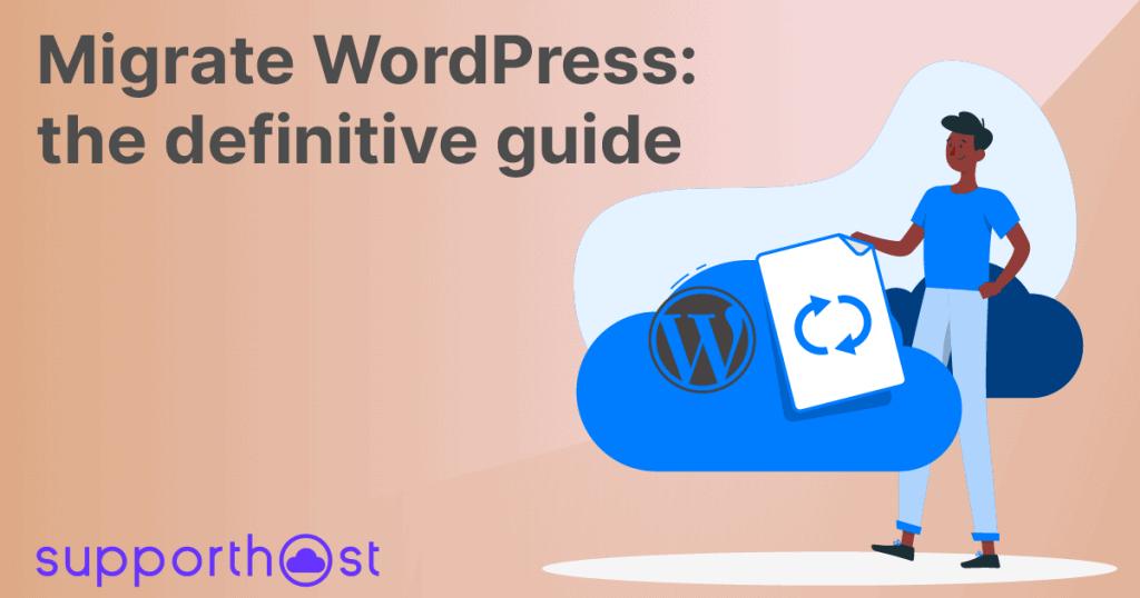 Migrate WordPress