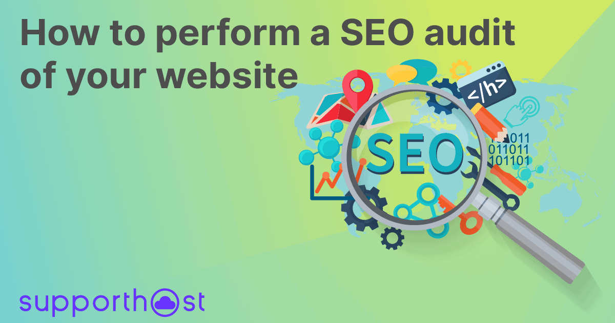 How to perform a SEO audit of your website