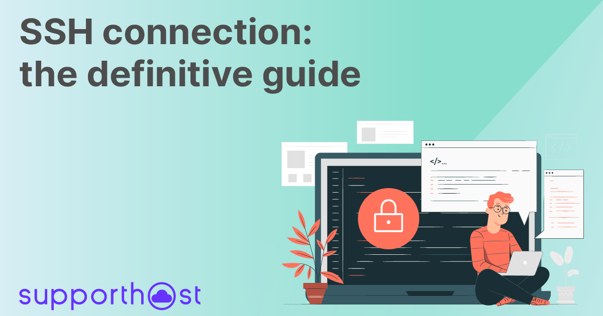 SSH connection: the definitive guide