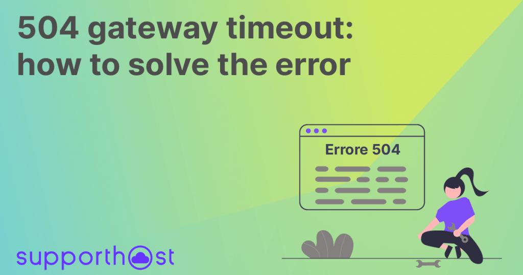 504 Gateway Timeout
