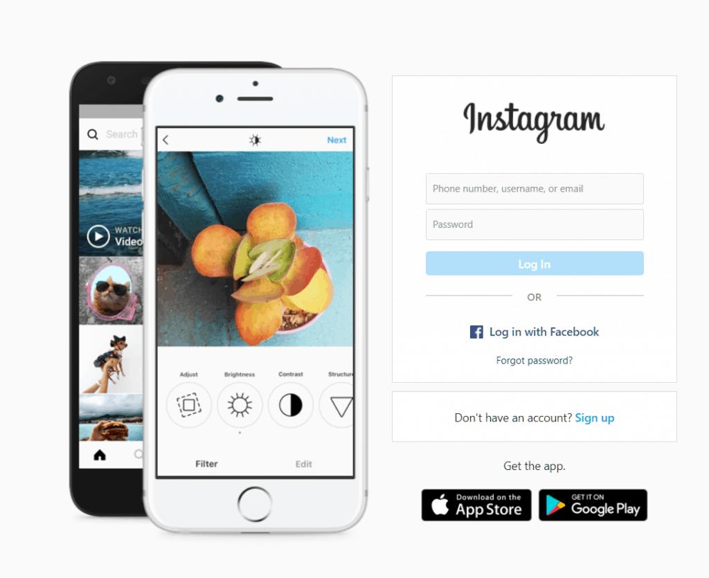 Alternative Search Engine Instagram