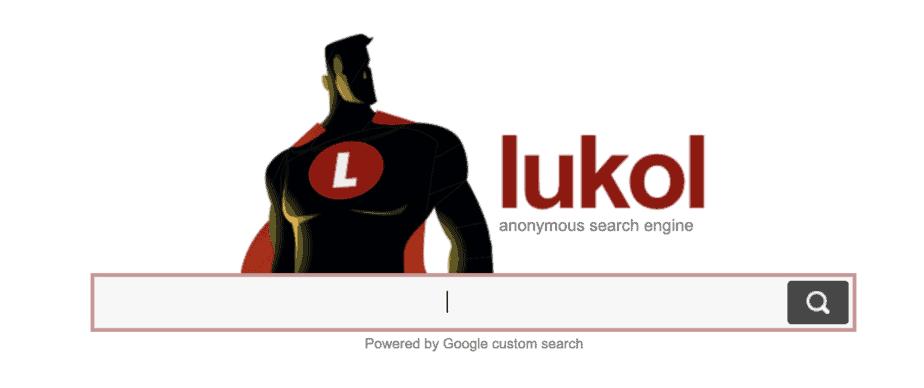 Alternative Search Engine Lukol