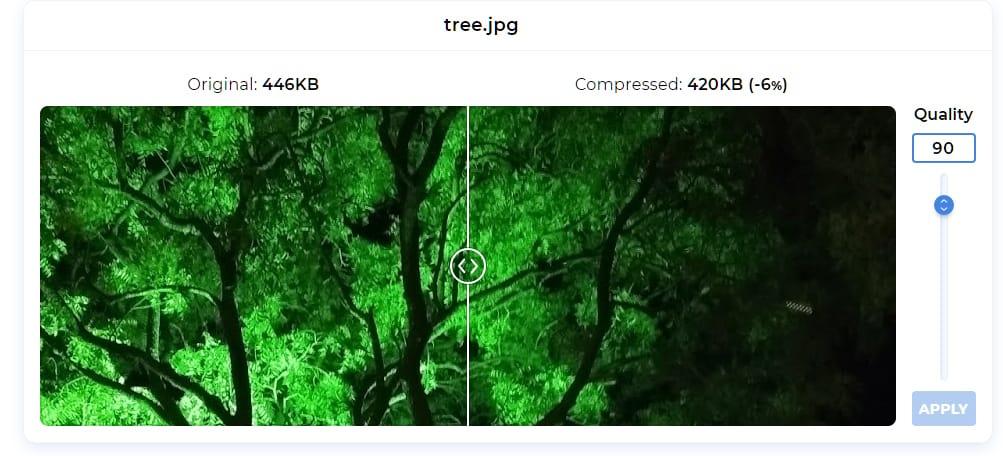 Compression Optimizilla