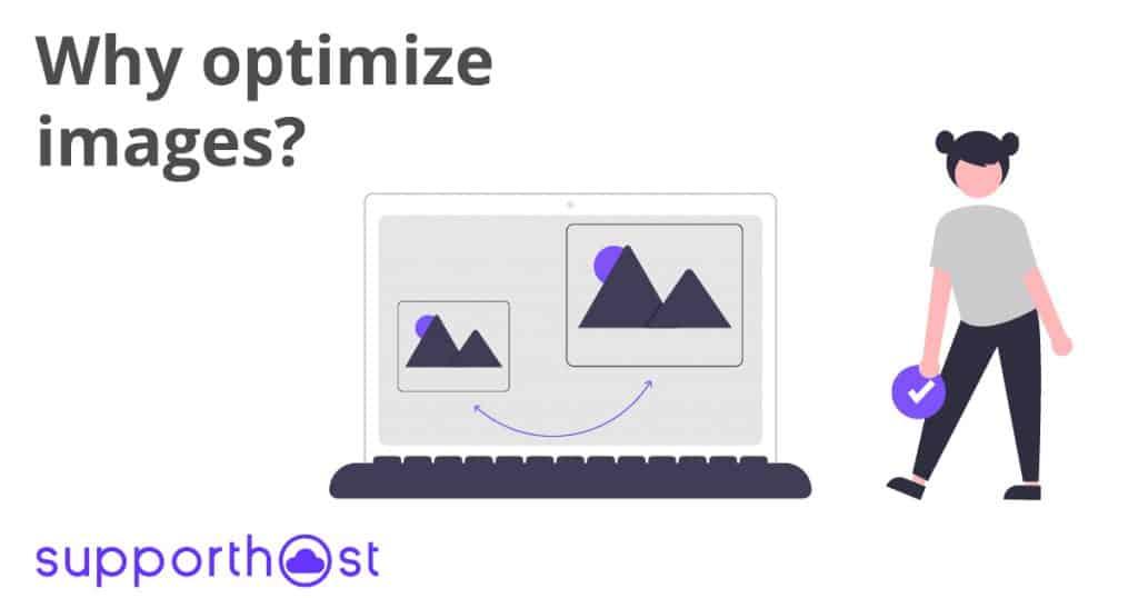 Optimizilla Why Optimize Images