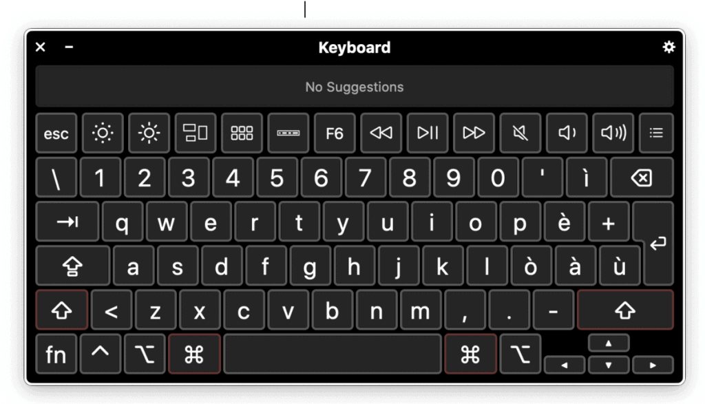 Special Characters Character Viewer Mac