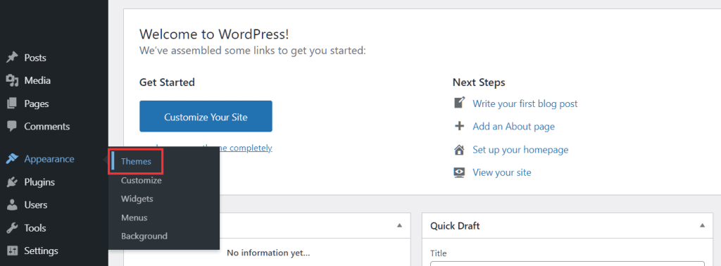 Avada Installation On WordPress