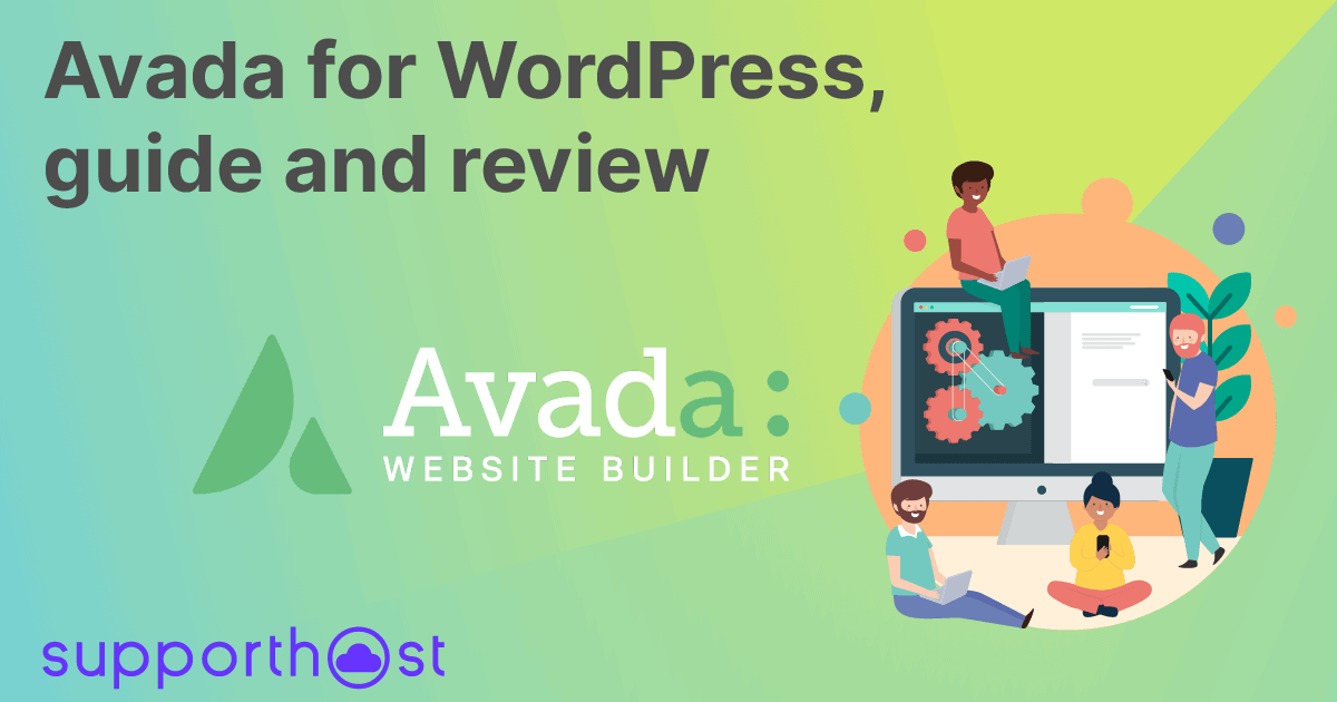 Avada for WordPress, guide and review
