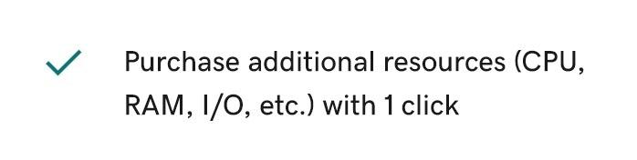 Godaddy Alternative Resource Limits