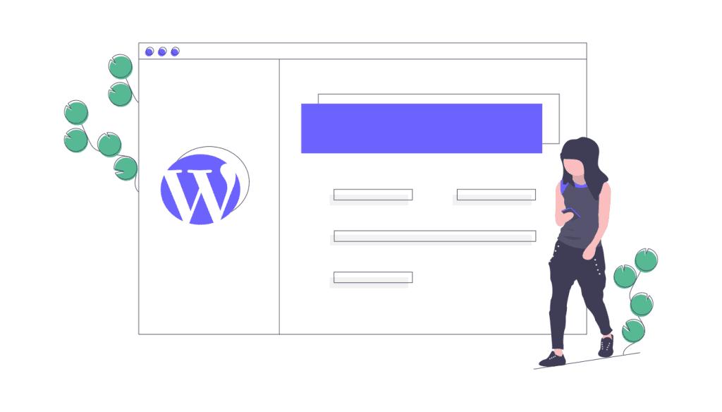 508 Error WordPress