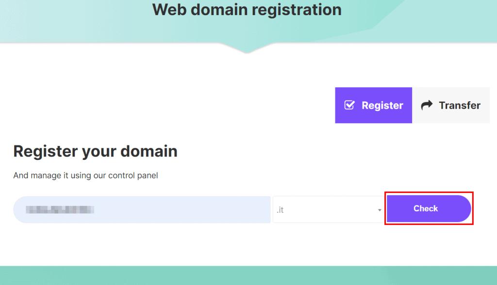 Check Domain It