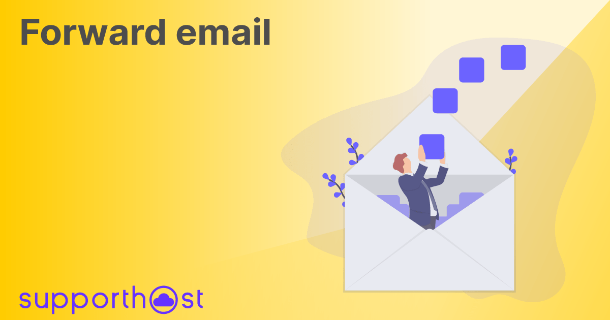 Email forward