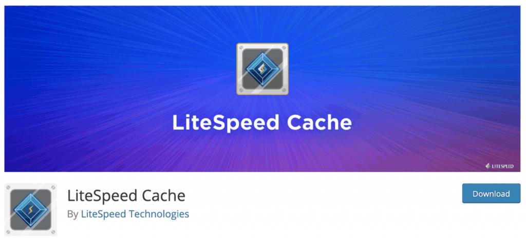Litespeed Cache Plugin WordPress