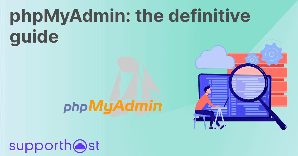 phpMyAdmin: the definitive guide