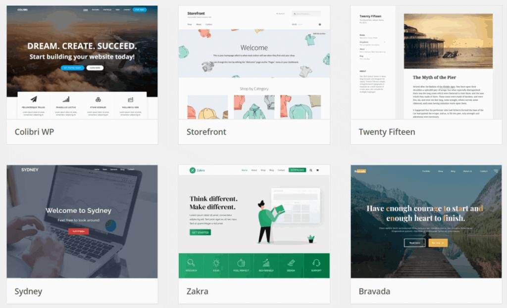 What Is WordPress Custom Themes