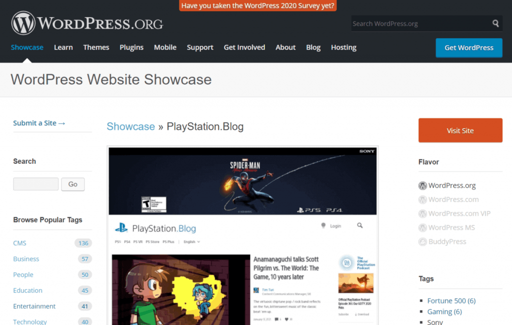 What Is WordPress Wp Websites