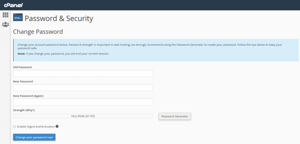 Wordpress Hacked Change Password