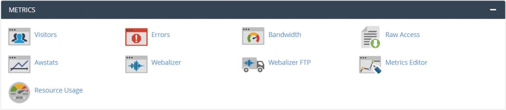 Wordpress Hacked Cpanel Metrics Panel