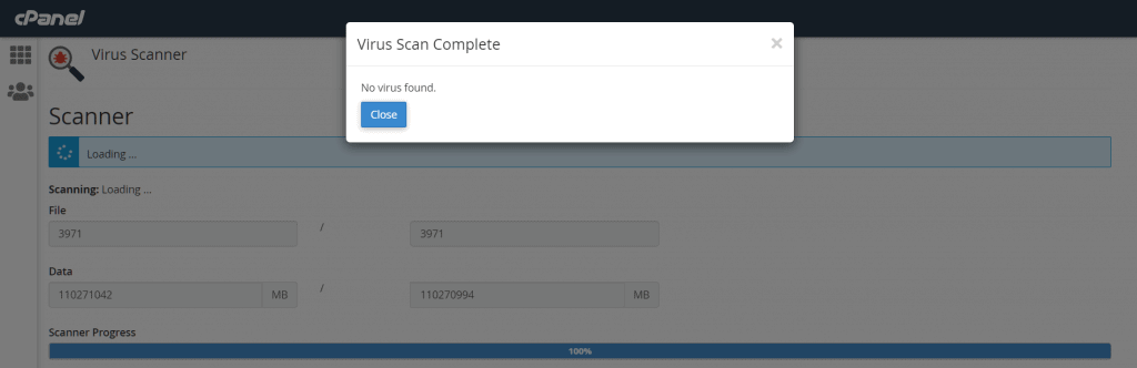 Wordpress Hacked Supporthost Virus Scan Results