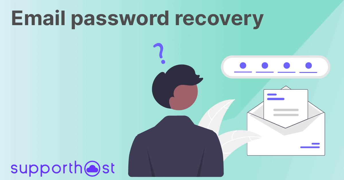 Change email password