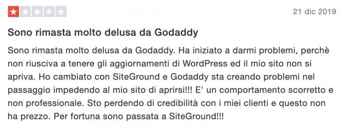 Recensione Godaddy 3