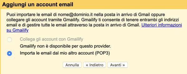 Ricevere La Pec Su Gmail Importa