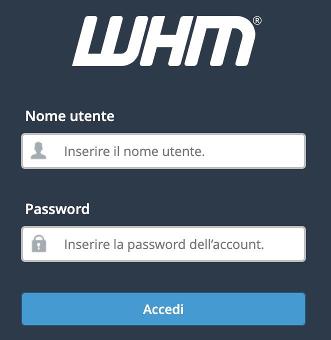 Web Hosting Reseller Login